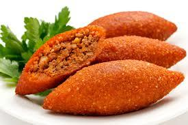 Have you been eating ichli kofte (içli köfte)  before?