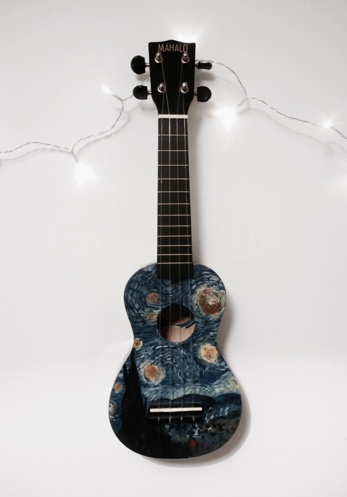 Painted my ukulele, opinions?