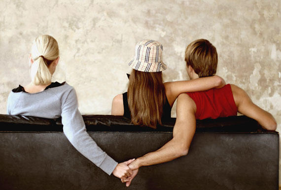 Are men monogamous?