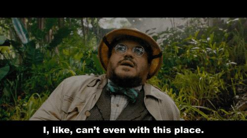 What was your opinion of the new Jumanji 2 film (warning: may be spoilers)?