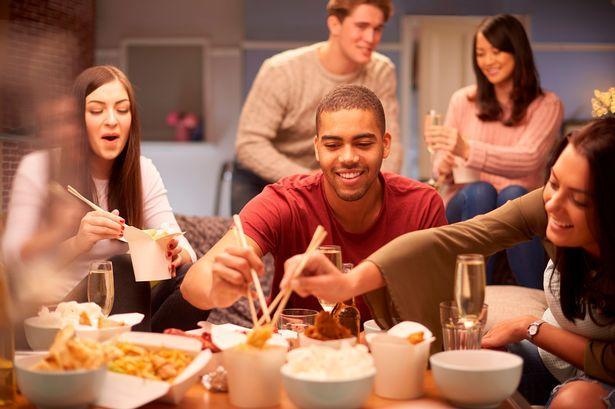 How often do you eat takeaway food?