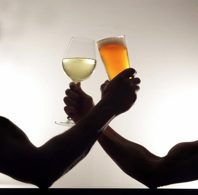 Would you rather prefer to date a beer drinker, or a wine drinker?