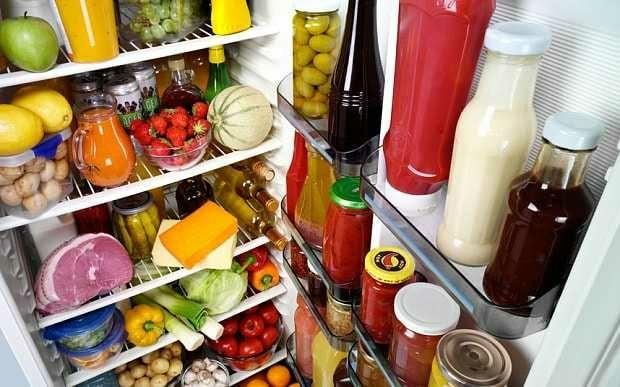 If you could fill your fridge, freezer, and cupboard with anything, what would they be??