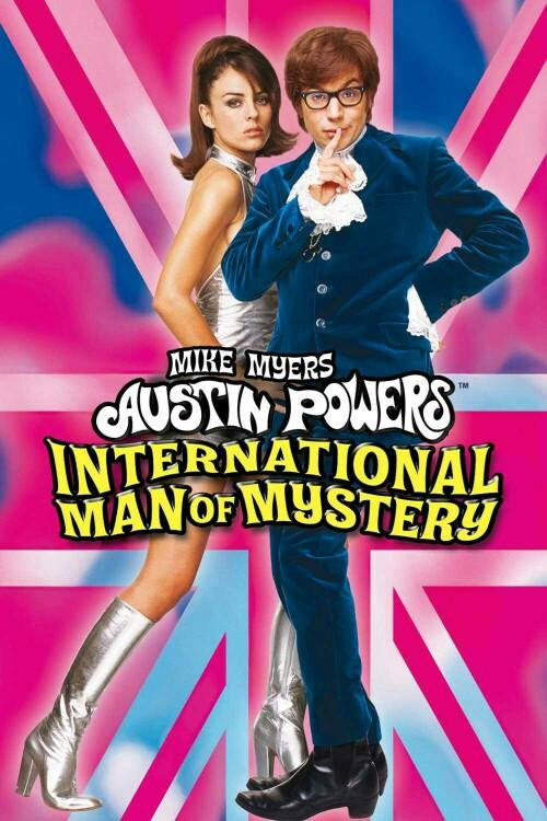 What's your favorite Austin Powers movie??
