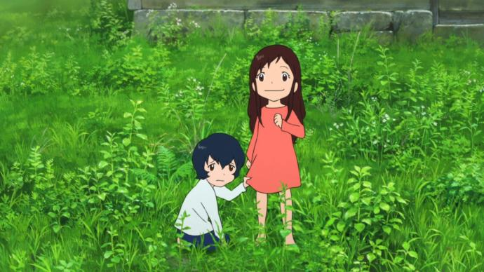 """Who Else Has Watched The Film """"Wolf Children""""?"""