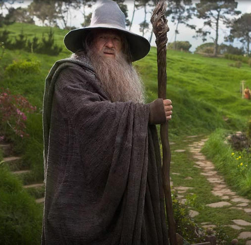 Who's your favourite Lord of the Rings character?