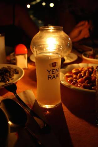 who is drinking raki tonight?