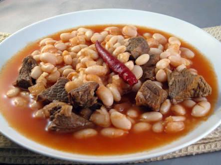 who is eating kuru fasulye tonight?