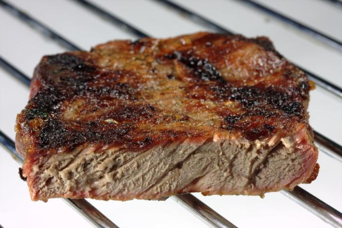 When you make or order a steak, how do you like it?