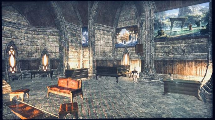 Do you like this ESO house so far?