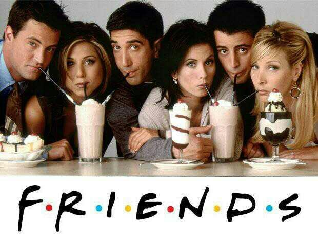 What is your favourite character in F.R.I.E.N.D.S TV show?