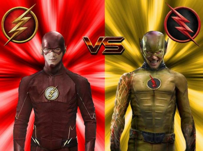 Who would win in a fight? Flash vs Reverse Flash?