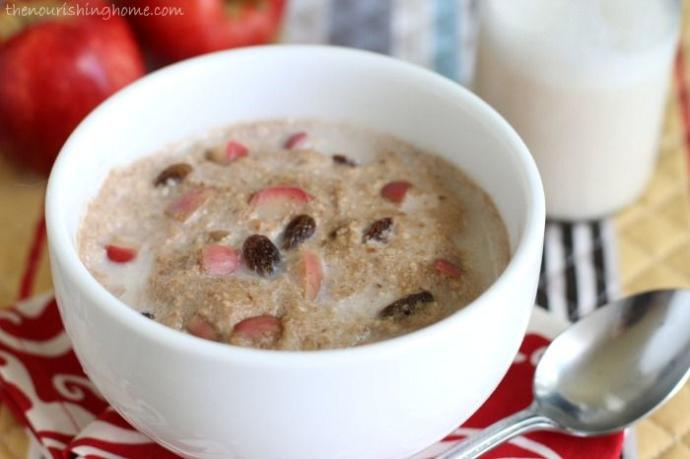 Very British, but, how do you like your Porridge?