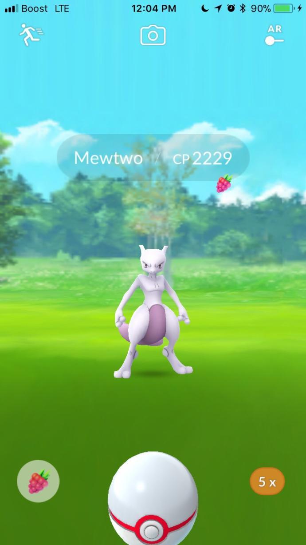 Do you play Pokémon go?