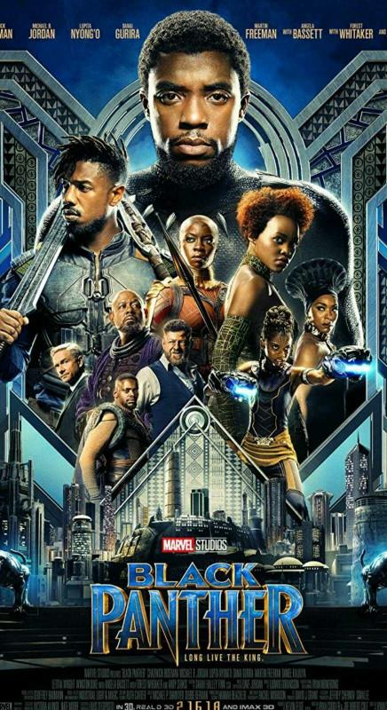 Are you going to go see the black panther?