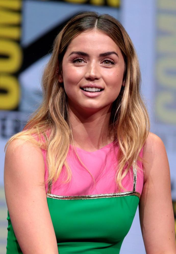 What do you think of Ana de Armas?