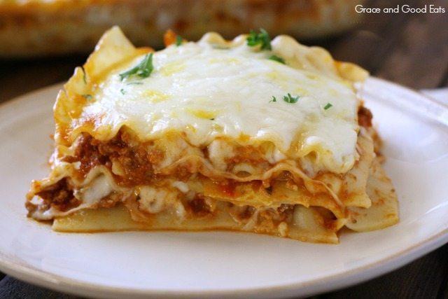 BEST.. cheesiest... creamiest - Lasagna Recipe?