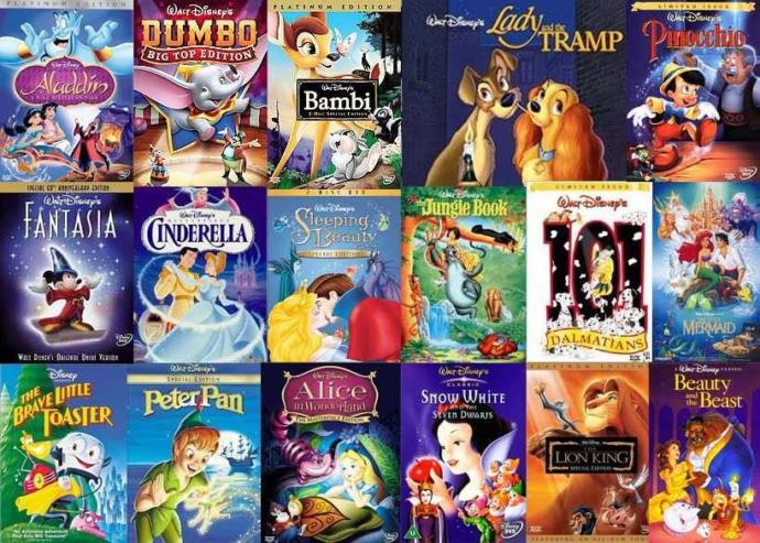 Which movie did you watch over and over as a kid??
