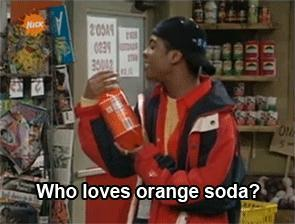 What's your favorite soda/pop?