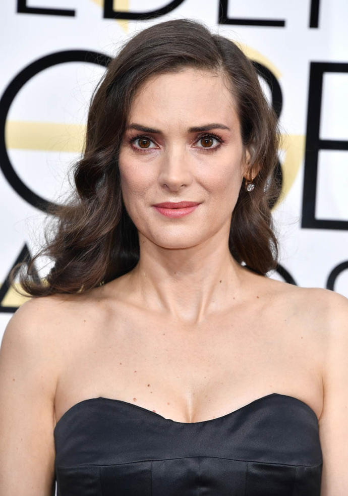 Do you think Winona Ryder is beautiful?