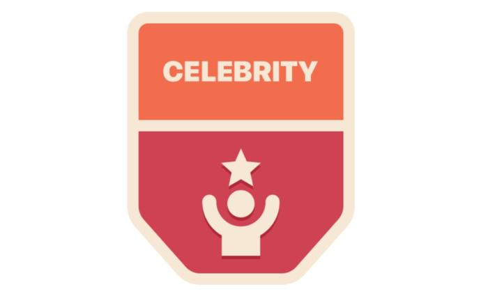 "What is your opinion about new badge ""Celebrity Badge"" introduced by GirlsAskGuys?"