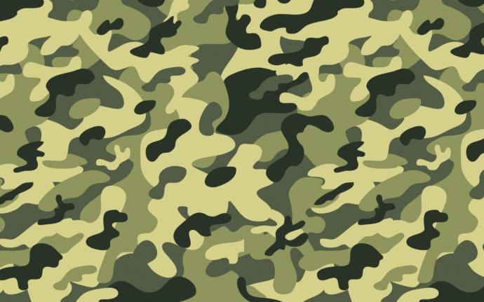 what does your country's army camouflage looks like?