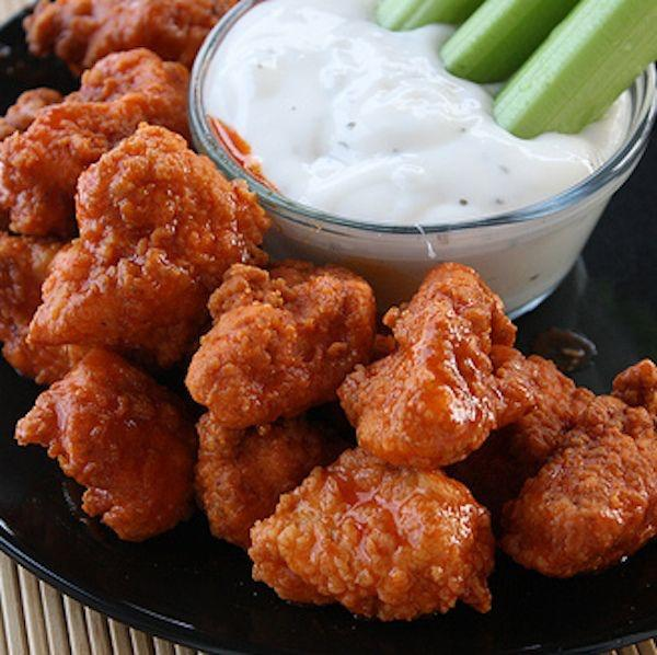 Chicken wings question!  Overall, do u prefer bone-in chicken wings or boneless chicken wings?