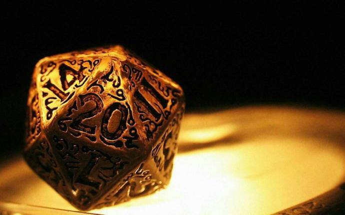 Anyone want to play some Dungeons and Dragons??
