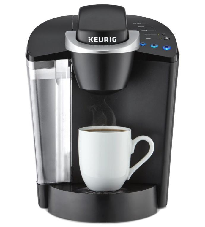 Old-school coffeemaker or Keurig??