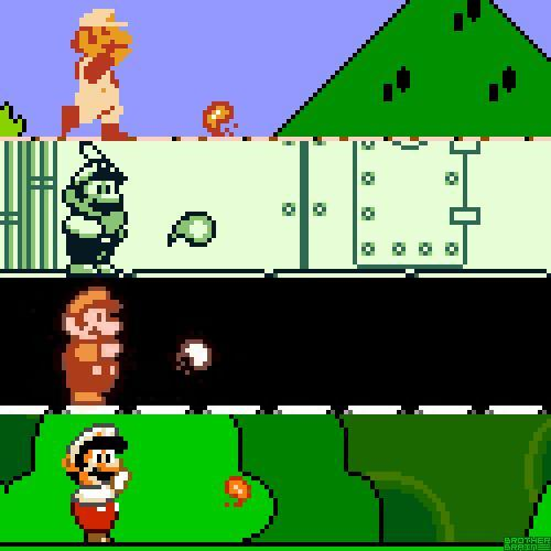 Which ONE of Mario's power-ups would you want to have in real life?