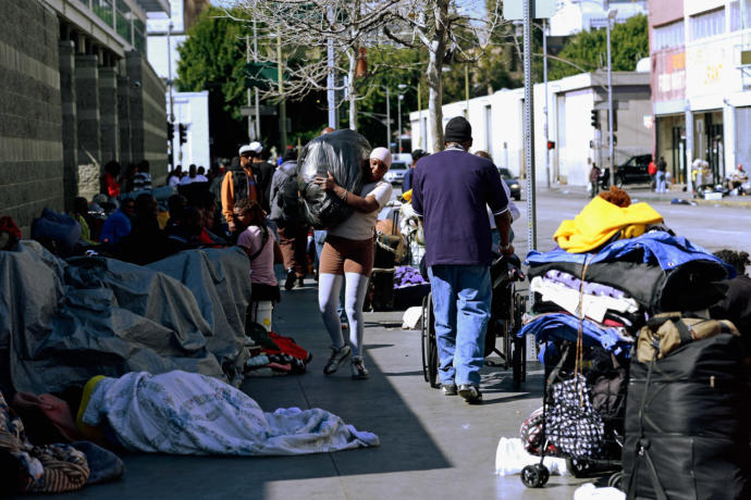 What is your general opinion on the homeless? and do you personally know anyone who is homeless?