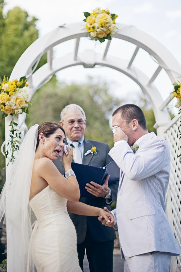 Copy the list then Rank these reasons (1 being closest) to what u think couples think when they cry at the altar?