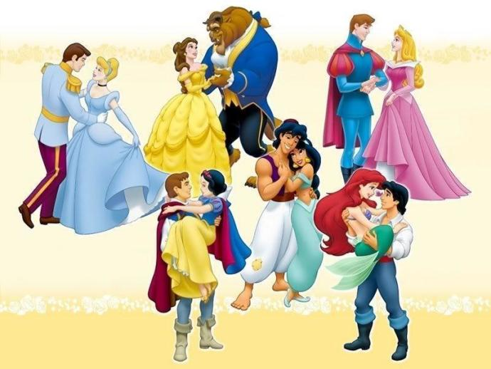 Who is your all-time favorite Disney princess and prince , why?
