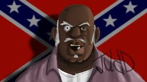 What if Uncle Ruckus from The Boondocks, is a real person?