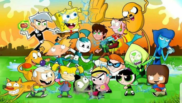 Do you still watch cartoons as an adult??