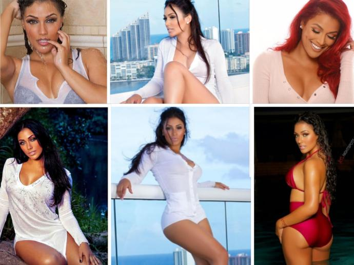 Which of these beautiful women do you find the most appealing?