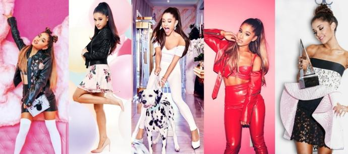 Do you like the way Ariana Grande dresses?