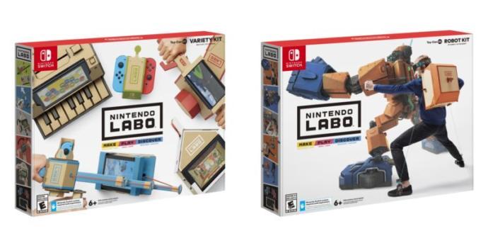 Will you buy Nintendo Labo?