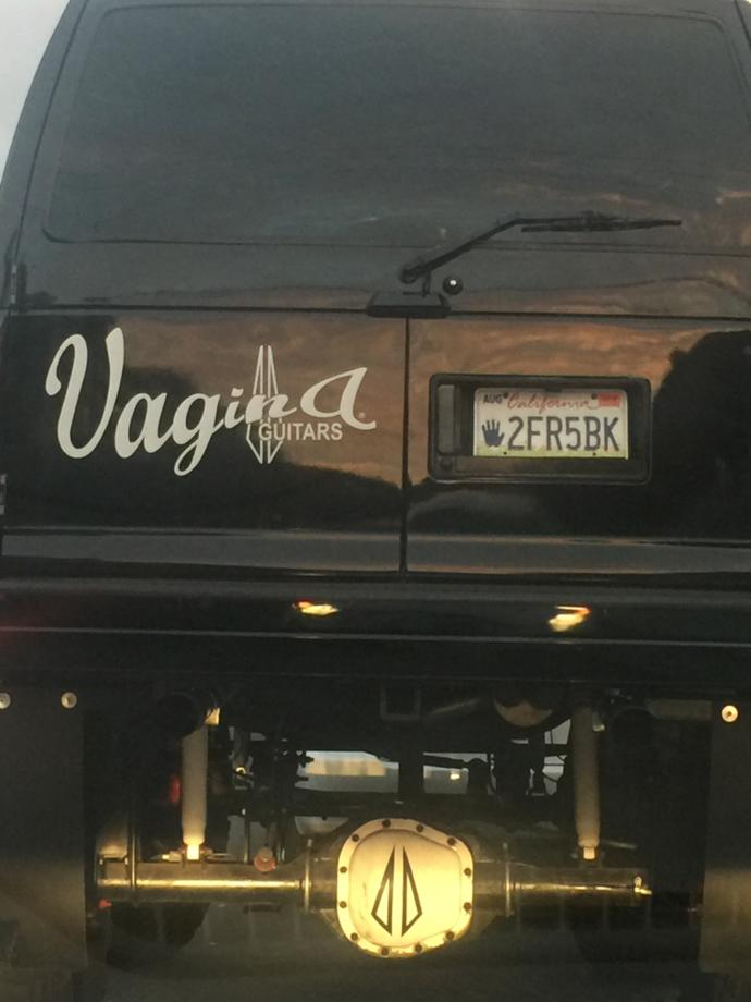Think this is a good name for a guitar company?