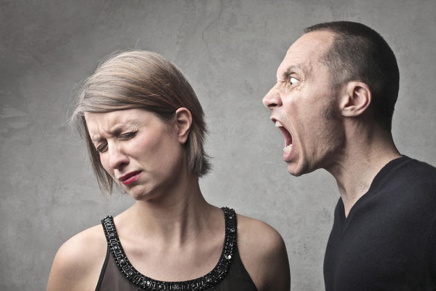 Is it ever OK to yell at your spouse?