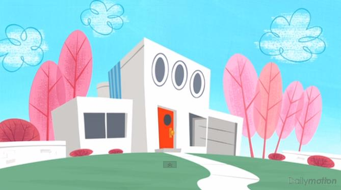 Which cartoon house would you live in?