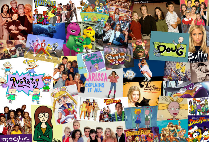 If you could live in any show from the 90s, which one would you choose?