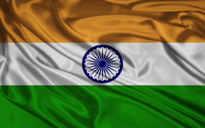 WHat's the first thing you think when you hear India?