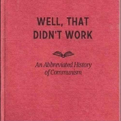 Should we give Communism another shot??