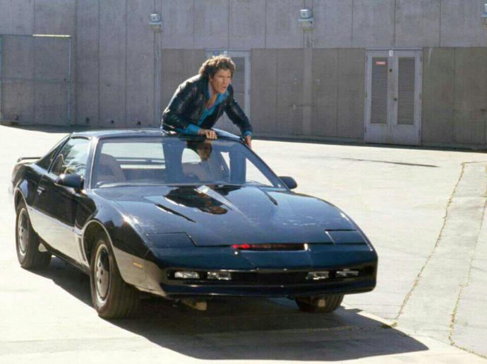 Have you seen Knight Rider??