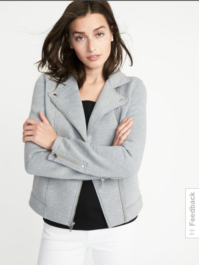 Am I too old for this jacket?