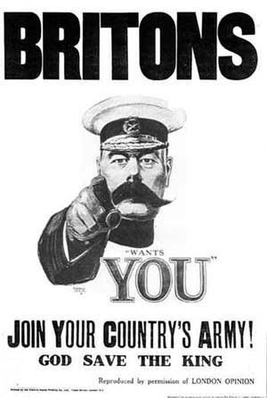 Would you be in favour of your country bringing in conscription for men aged 18-20?