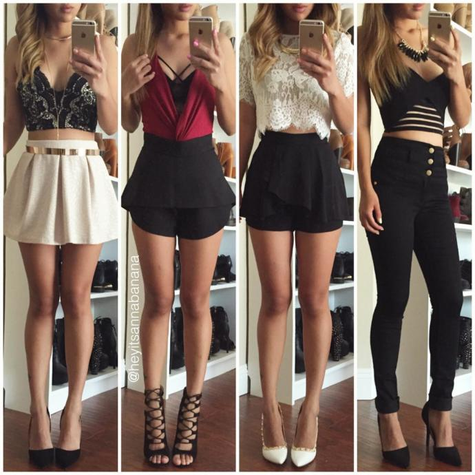 Which one of these outfits is your favourite?
