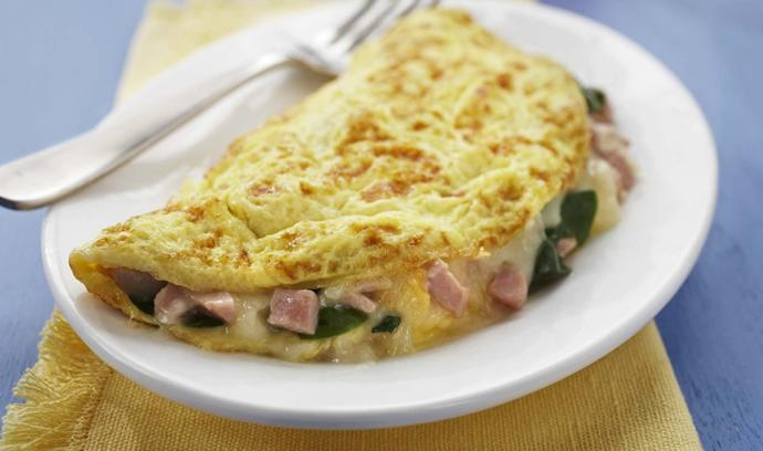 Which type of Omelette would you most enjoy for breakfast?