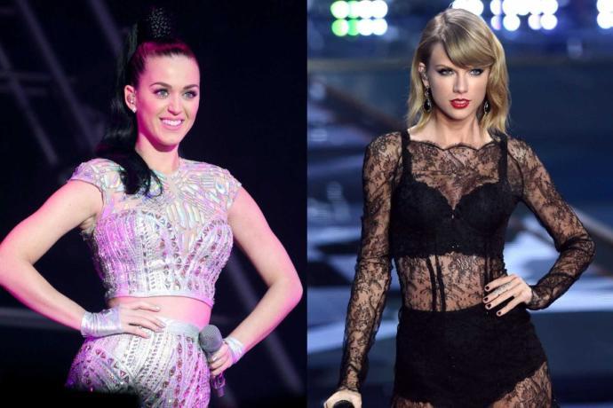 Katy Perry VS Taylor Swift? 🎶 🎸?